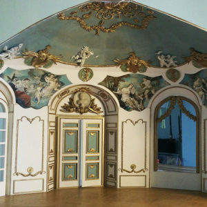 1:12 Rococo Salon: Hôtel de Soubise
