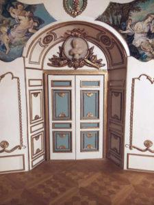 Bijzonder miniaturen: 1:12 Rococo Salon Hotel de Soubise door Diane meyboom