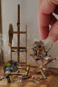 Schildersaccesoires: Atelierset - diane meyboom